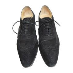 Chaussures à lacets  Hermès  pas cher