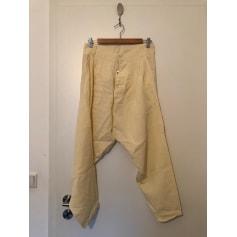 Pantalon harem   pas cher