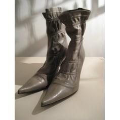 Bottines & low boots à talons Jonak  pas cher