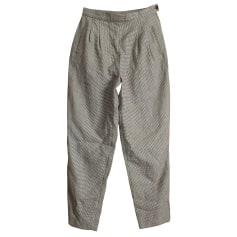 Pantalon évasé Cacharel  pas cher
