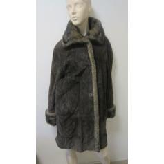 Manteau Arma Cuir  pas cher