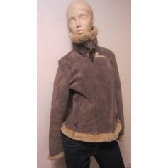 Blouson Leather Tex  pas cher
