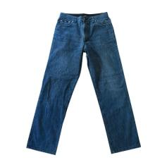Jeans large, boyfriend Hugo Boss  pas cher