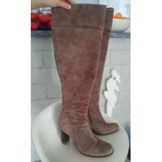 Bottes cuissards Minelli  pas cher