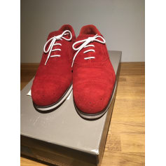 Chaussures à lacets Monderer  pas cher