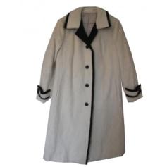 Manteau en fourrure lamahaar  pas cher