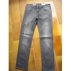 Jeans droit Rich & Royal  pas cher