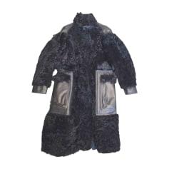 Manteau en fourrure Belstaff  pas cher
