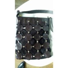 Leather Shoulder Bag Minelli