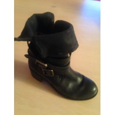 High Heel Ankle Boots Felmini