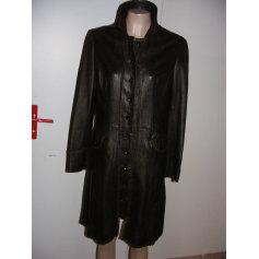Manteau en cuir Stella Forest  pas cher