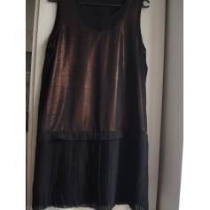 Robe mi-longue Good Look  pas cher