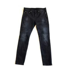 Jeans slim Neil Barrett  pas cher