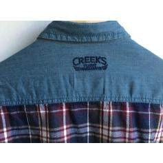 Chemise Creeks  pas cher