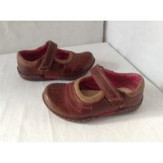 Chaussures à boucle Clarks  pas cher