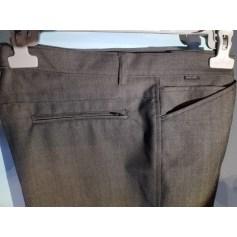 Pantalon droit Olly Gan  pas cher