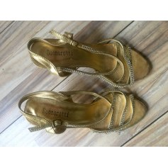 Sandales à talons Buonarotti  pas cher