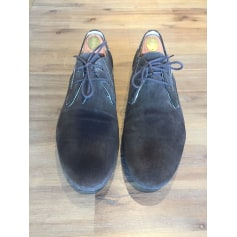 Lace Up Shoes Geox