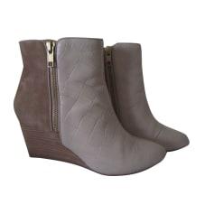 Bottines & low boots à compensés Buffalo  pas cher