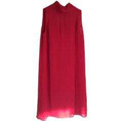 Robe mi-longue Gerard Darel  pas cher