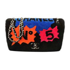 Leather Handbag Chanel 2.55