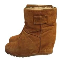 Bottines & low boots à compensés Marc Jacobs  pas cher