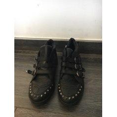 Bottines & low boots plates Ash  pas cher