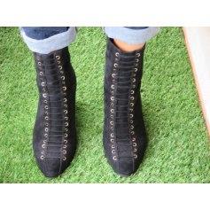 Bottines & low boots à talons whatefor  pas cher