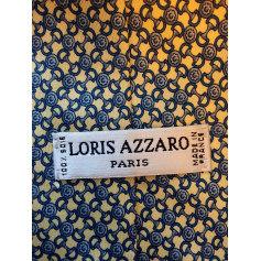 Cravate Loris Azzaro  pas cher