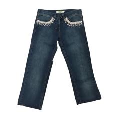 Jeans droit Yves Saint Laurent  pas cher