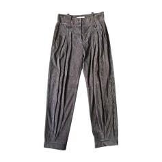Pantalon large Dior  pas cher