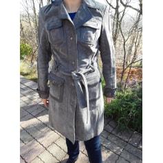 Manteau en cuir Vero Moda  pas cher