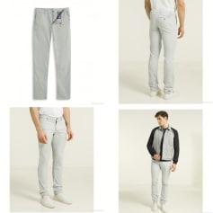 Pantalon slim Chevignon  pas cher