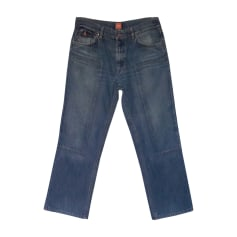 Straight Leg Jeans Hugo Boss