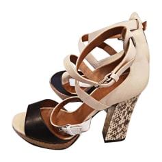 Sandales à talons Barbara Bui  pas cher