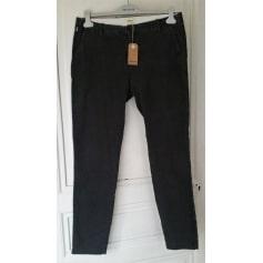 Pantalon droit Bellerose  pas cher