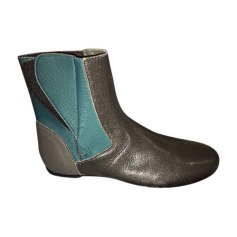 Stiefeletten, Ankle Boots Lanvin