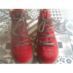 Bottines & low boots plates Buggy  pas cher