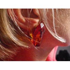 Boucles d'oreille Dominique Denaive  pas cher