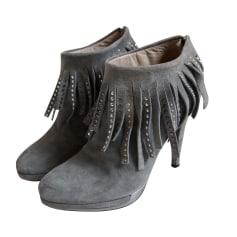 Bottines & low boots à talons FABI  pas cher