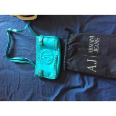 Schultertasche Leder Armani Jeans