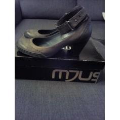 Sandales à talons Mjus  pas cher