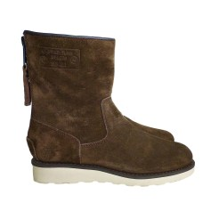 Bottines & low boots plates G-Star  pas cher
