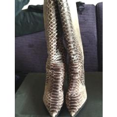 High Heel Boots Roberto Cavalli
