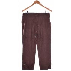 Pantalon droit Devernois  pas cher