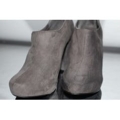 Bottines & low boots à talons New Look  pas cher