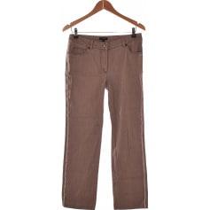 Jeans droit Escada  pas cher