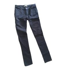 Pantalon slim, cigarette Ba&sh  pas cher