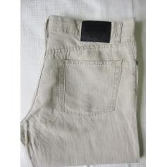 Straight Leg Pants Serge Blanco