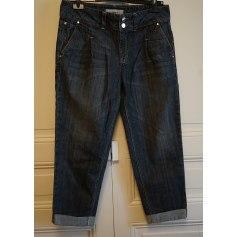 Jeans large, boyfriend Karen Millen  pas cher